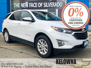 2018 Chevrolet Equinox LT w/1LT AWD Back Up Camera, Bluetooth