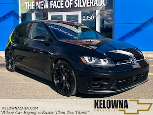 2017 Volkswagen Golf R 2.0 TSI, Bluetooth, Back Up Camera, AWD  Hatchback