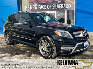 2015 Mercedes-Benz GLK Base AWD, Sunroof, Navigation, Back Up Camera SUV