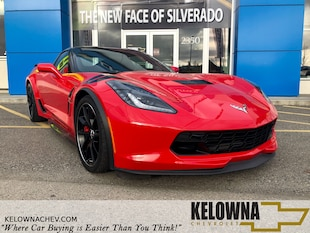 2017 Chevrolet Corvette Grand Sport, RWD Manual, Heads Up Display Coupe