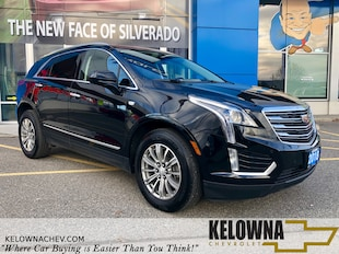 2018 CADILLAC XT5 Luxury, AWD, Leather, Moonroof, Back Up Camera SUV