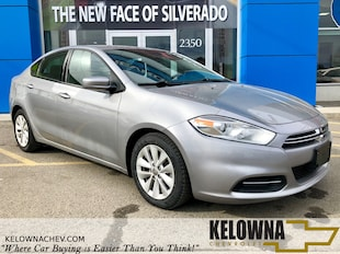 2015 Dodge Dart AERO FWD Back Up Camera, Uconnect 4 Door  Sedan