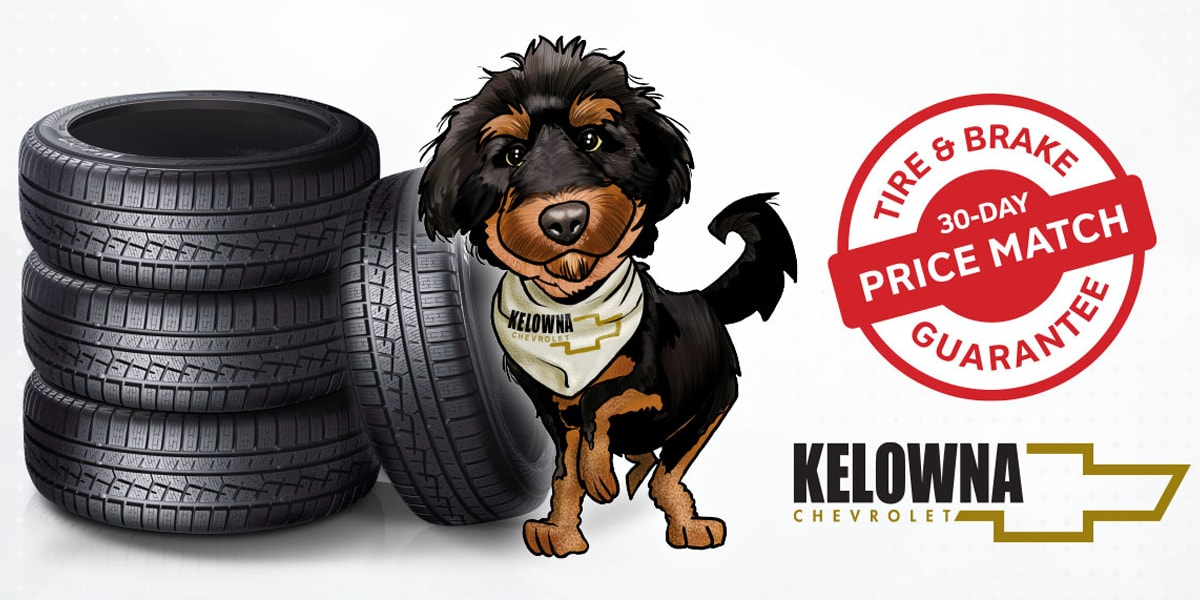 Home Of Tires At Cost Kelowna Chevrolet