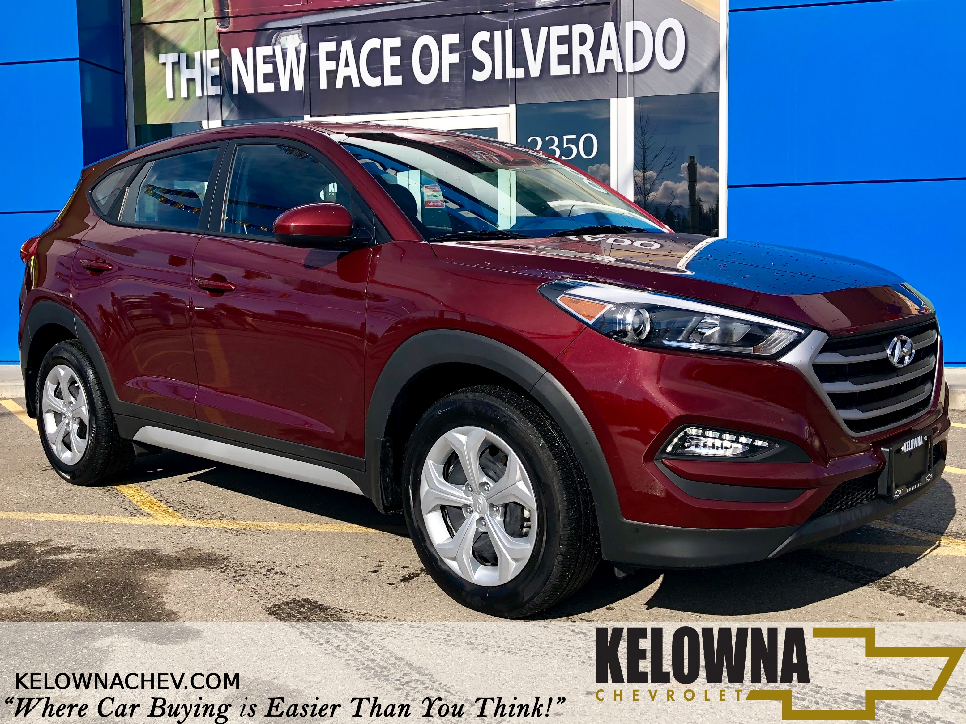2018 Hyundai Tucson AWD, Bluetooth, Back Up Camera, Heated Seats SUV