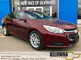 2016 Chevrolet Malibu Limited LT Sunroof, Bluetooth, Back Up Camera Sedan