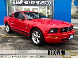 2009 Ford Mustang V6 RWD, Remote Keyless Entry, Power Accessories Coupe