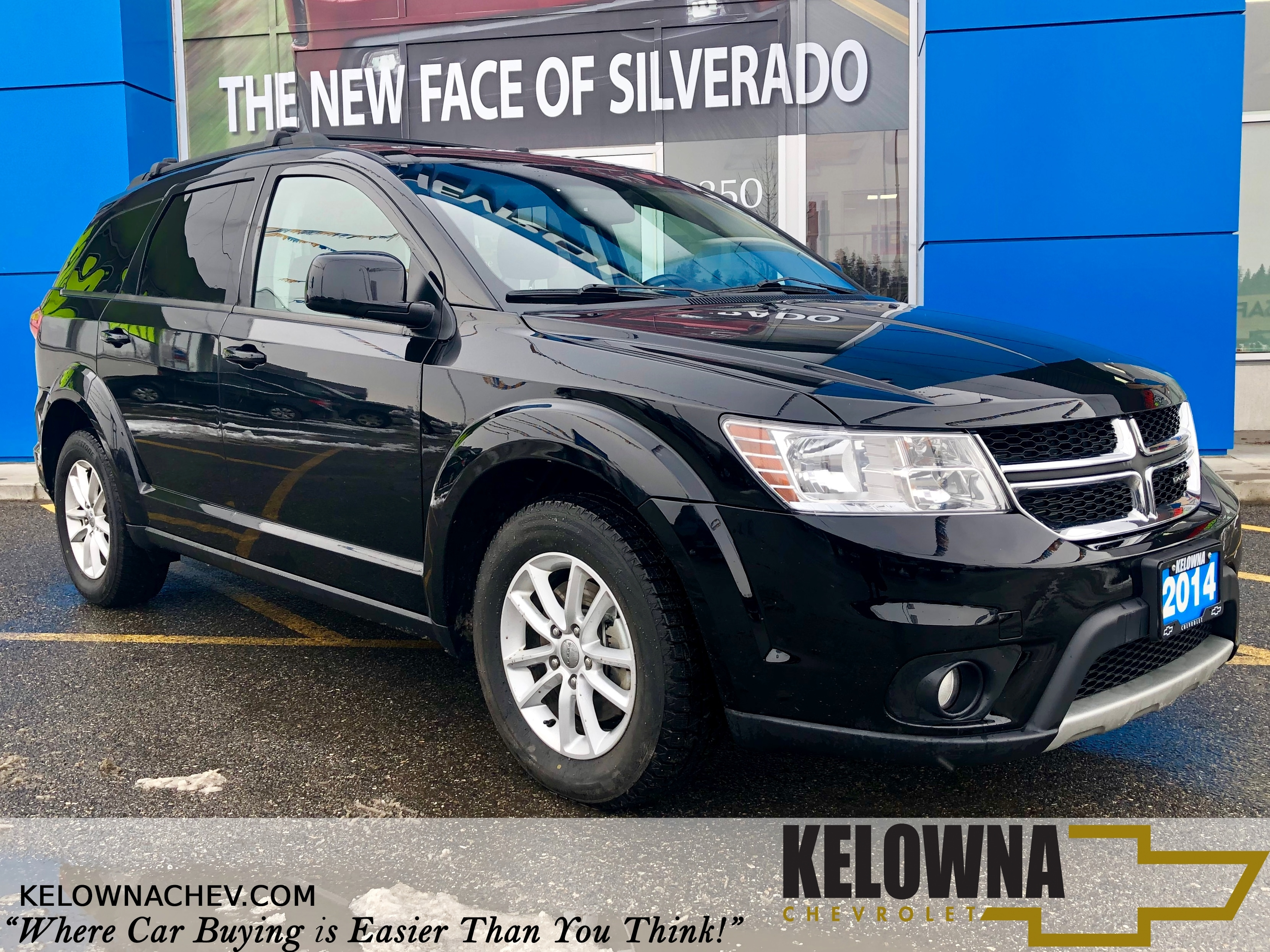 2014 Dodge Journey SXT Moonroof, Navigation, Back Up Camera SUV