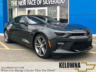 2016 Chevrolet Camaro 2SS Sunroof, Back Up Camera, Heads Up, RWD Coupe