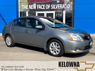 2012 Nissan Sentra 2.0 FWD, Remote Keyless Entry, 4 Door  Sedan