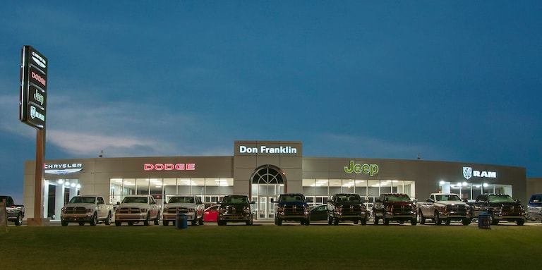 Don Franklin Campbellsville Chrysler Dodge Jeep Ram