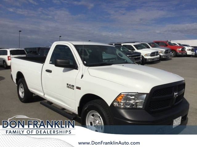 2016 Ram 1500 Tradesman Truck Regular Cab