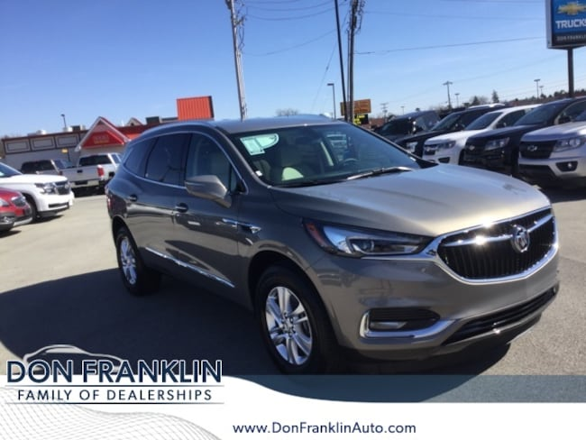 New 2019 Buick Enclave Essence SUV For Sale near Somerset, Ky