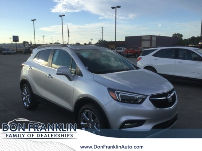 New 2019 Buick Encore Essence SUV For Sale near Somerset, Ky