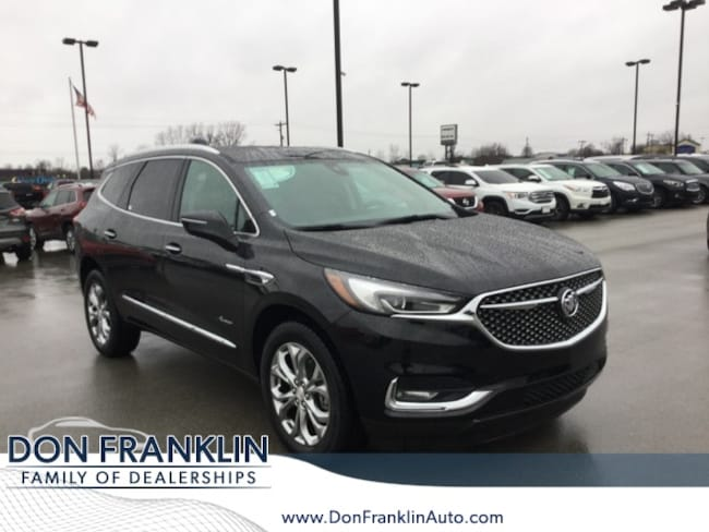 New 2019 Buick Enclave Avenir SUV For Sale near Somerset, Ky