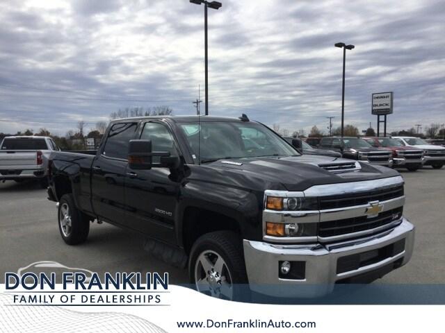 2019 Chevrolet Silverado 2500hd For Sale In Ky Don Franklin Family