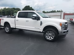 2019 Ford F-250SD F-250 King Ranch Truck