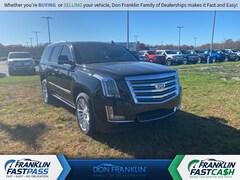 2020 Cadillac Escalade Platinum Edition SUV