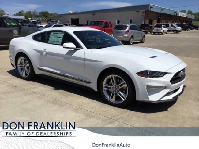 New 2019 Ford Mustang Coupe For Sale near Somerset, Ky