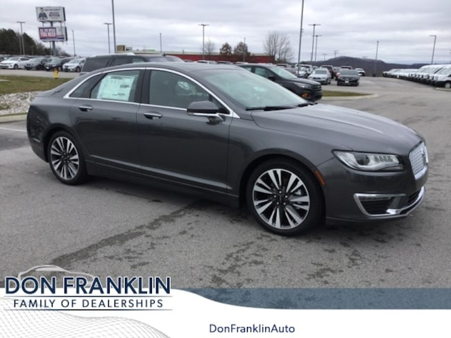 Don Franklin London Ky >> New 2019 Lincoln Mkz For Sale Ky 3ln6l5f93kr614074