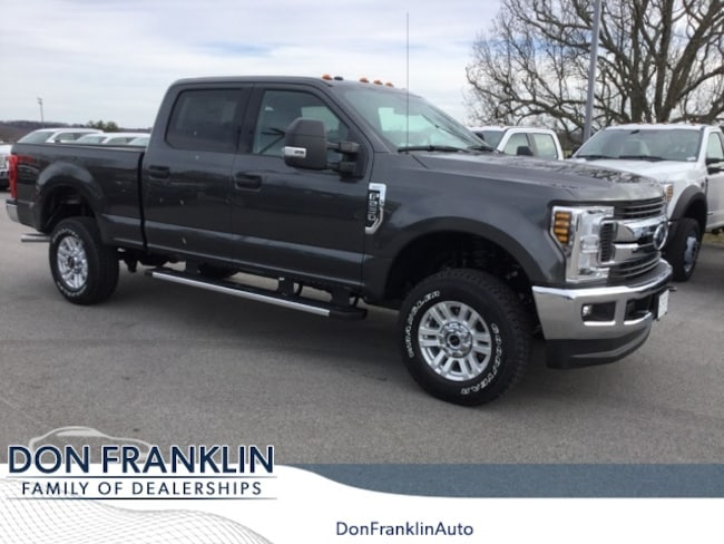 New 2019 Ford F-250 XLT Truck Crew Cab For Sale near Somerset, Ky