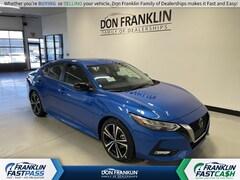 2021 Nissan Sentra SR Sedan