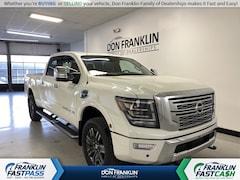 2021 Nissan Titan XD Platinum Reserve Truck Crew Cab