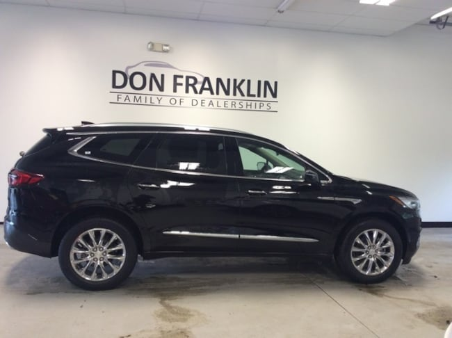 New 2018 Buick Enclave Premium SUV For Sale near Somerset, Ky
