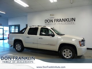 used 2011 Chevrolet Avalanche LTZ Truck Crew Cab in Somerset KY