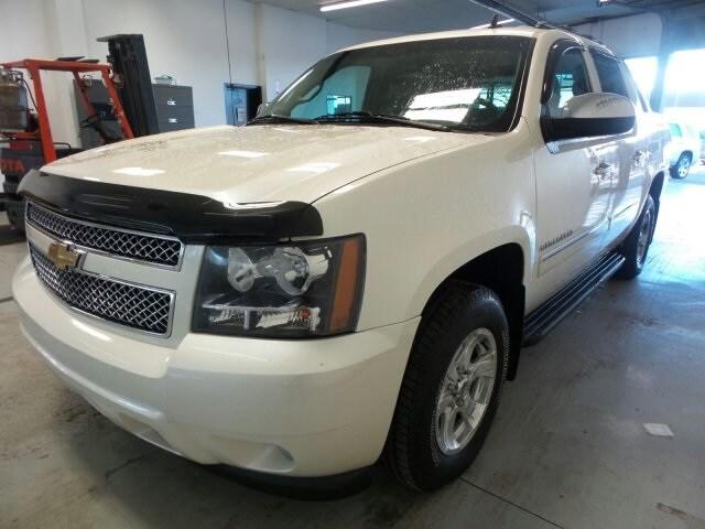 ... 2011 Chevrolet Avalanche LTZ Truck Crew Cab ...