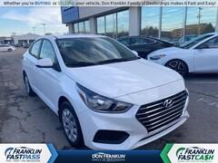 2021 Hyundai Accent SE Sedan