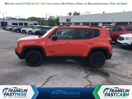 2018 Jeep Renegade Sport SUV