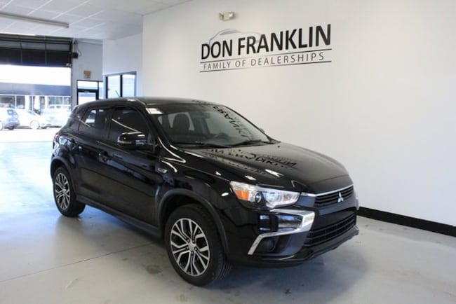 Used 2016 Mitsubishi Outlander Sport 2.0 ES SUV For Sale in Nicholasville, KY