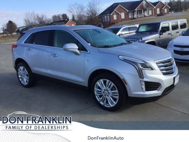 Used 2018 CADILLAC XT5 Premium Luxury SUV For Sale in Nicholasville, KY