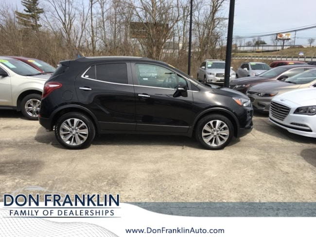 Used 2018 Buick Encore Preferred SUV For Sale in Nicholasville, KY