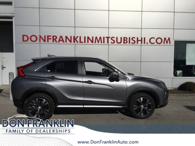 New 2019 Mitsubishi Eclipse Cross 1.5 SEL CUV For Sale in Nicholasville, KY