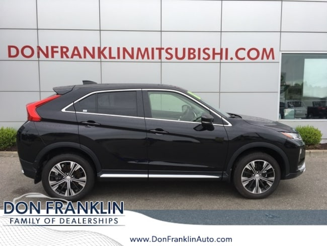 New 2018 Mitsubishi Eclipse Cross 1.5 SE CUV For Sale in Nicholasville, KY