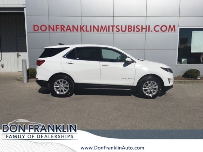 Used 2018 Chevrolet Equinox LT w/1LT SUV For Sale in Nicholasville, KY
