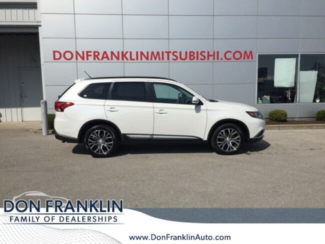 Used 2016 Mitsubishi Outlander SE SUV For Sale in Nicholasville, KY