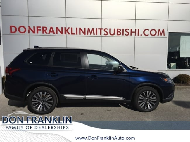 New 2019 Mitsubishi Outlander ES CUV For Sale in Nicholasville, KY