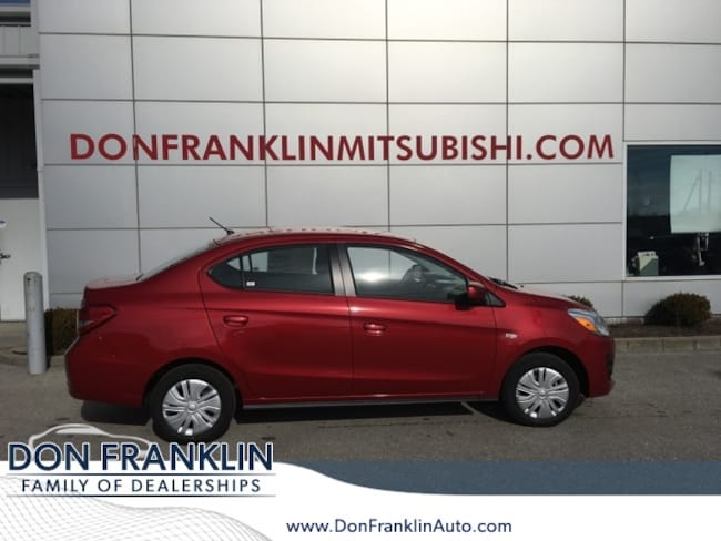New 2019 Mitsubishi Mirage G4 ES Sedan For Sale in Nicholasville, KY