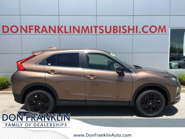 New 2018 Mitsubishi Eclipse Cross 1.5 LE CUV For Sale in Nicholasville, KY