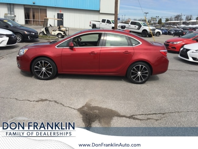 Used 2016 Buick Verano Sport Touring Group Sedan For Sale in Nicholasville, KY