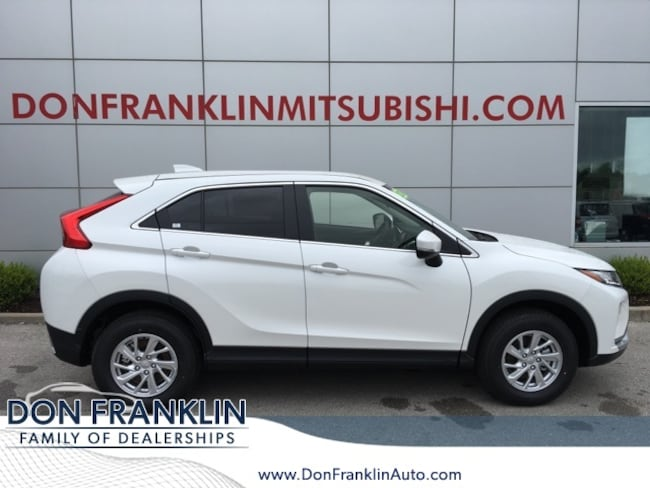 New 2018 Mitsubishi Eclipse Cross 1.5 ES CUV For Sale in Nicholasville, KY