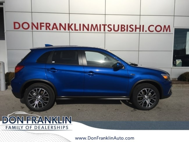New 2019 Mitsubishi Outlander Sport 2.0 ES CUV For Sale in Nicholasville, KY