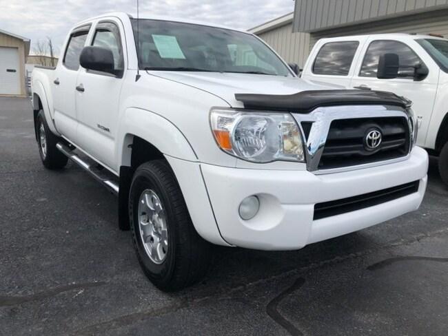 2007 Toyota Tacoma Base V6 Truck Double-Cab