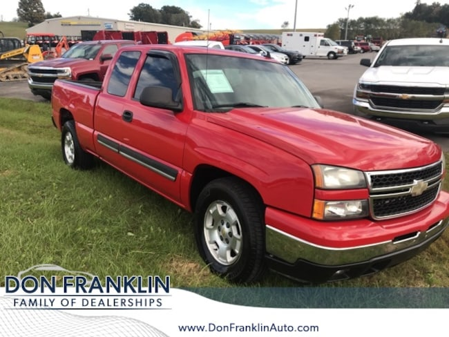 2006 Chevrolet Truck Extended Cab