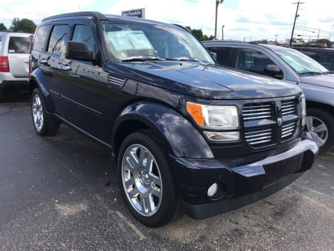 Used 2011 Dodge Nitro For Sale At Don Franklin Nissan Of Somerset