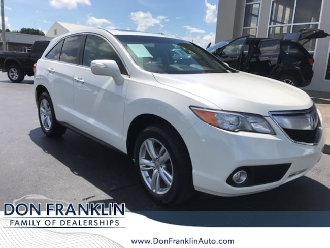 Used 2015 Acura RDX Base w/Technology Package (A6) SUV For Sale - Somerset KY Lexington KY Columbia KY Bardstown KY
