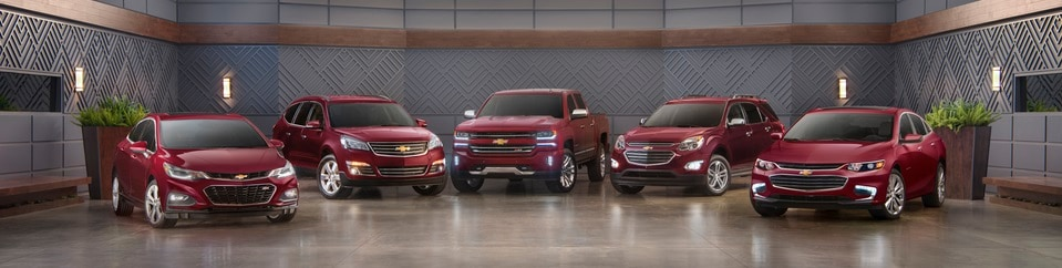 Discover The Latest From Chevrolet At Don Franklin Auto