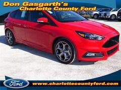 New 2017 Ford Focus ST Hatchback in Port Charlotte